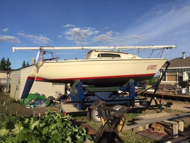 22 Foot US BAYLINER Yacht