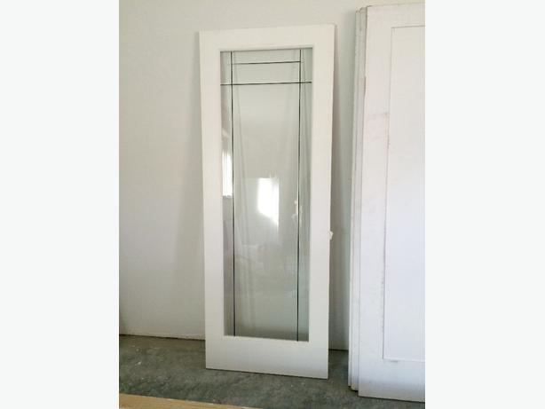 Beautiful interior door