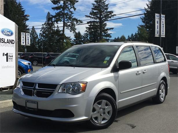2011 dodge grand caravan se stow n go outside nanaimo nanaimo. Black Bedroom Furniture Sets. Home Design Ideas