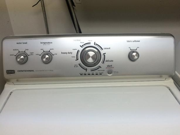 Maytag Washer, Clean 3 yrs old