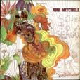 Joni Mitchell LPs - Folk Albums, 1968 to 1970
