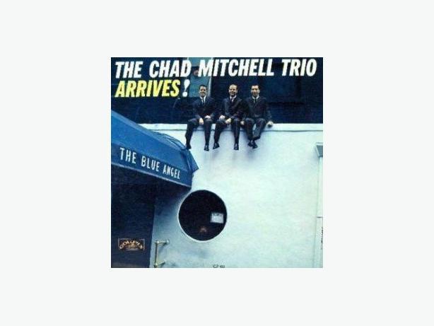 Chad Mitchell Trio - Sixties Folk LPs