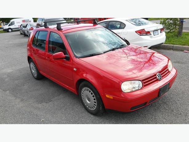 2003 Volkswagen Golf GL Hatchback