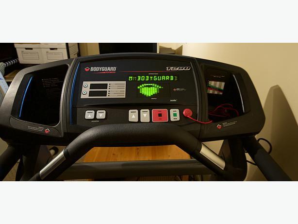 BODYGUARD T280 Treadmill