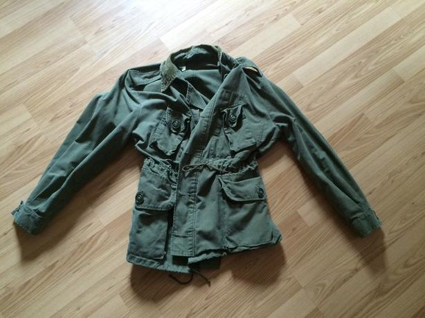 Army Surplus Jacket