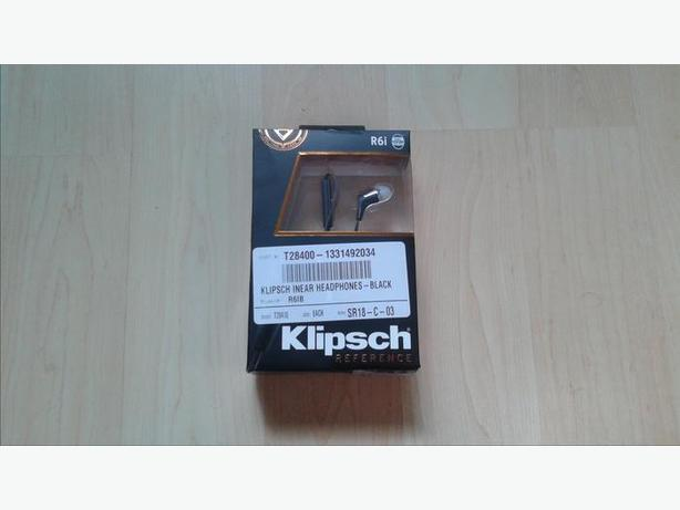 Klipsch R6i In-Ear Headphones - BRAND NEW