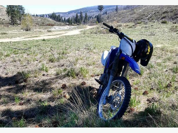 2006 Yamaha ttr 230