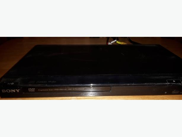 Sony DVPSR400P dvd player