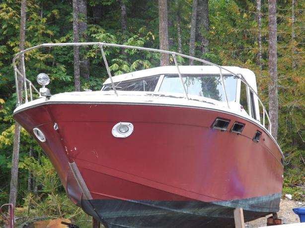 89 power boat for sale