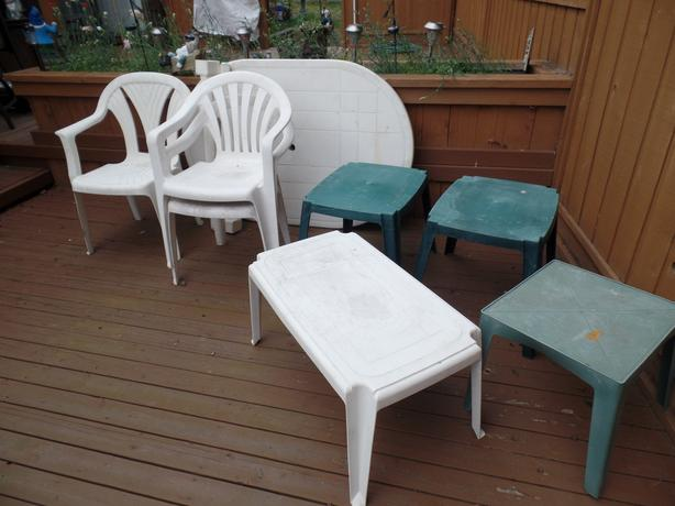Free Resin Furniture