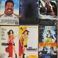 Various POPULAR  VHS TAPES/MOVIES