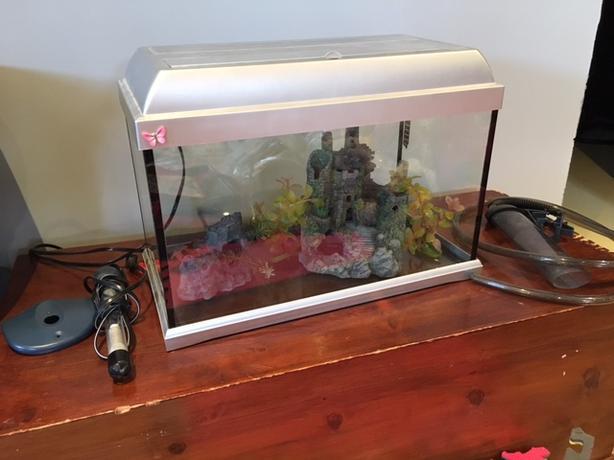 34 Liter Fish Tank