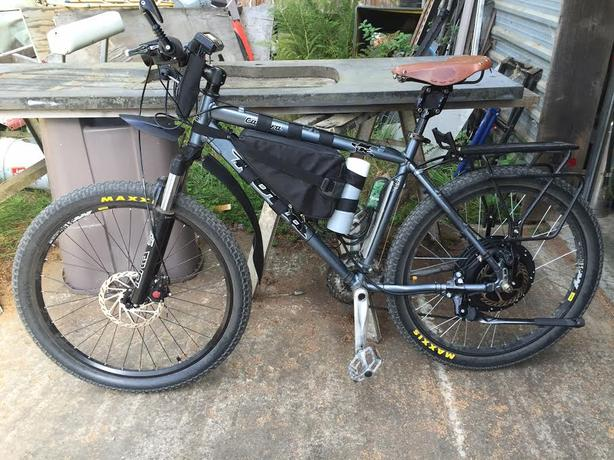 Convert to ebike for year round riding!