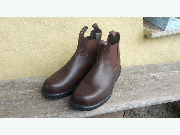 Blundstone workboots style 200 chestnut size 14 US