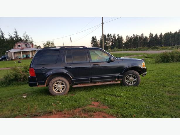 FOR TRADE: ford Explorer
