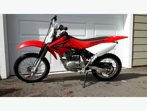 Honda CRF 80 (Parksville)