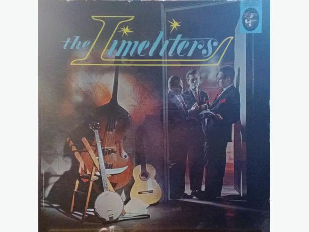 The Limeliters - Folk LPs, 1960 to 1964