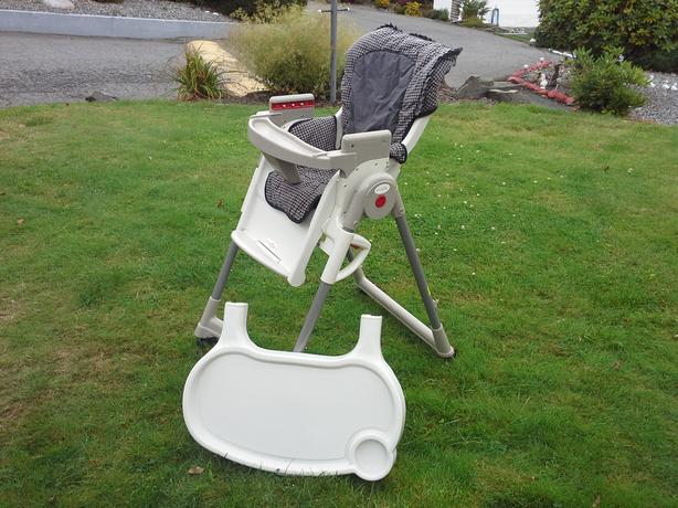 evenflo highchair ladysmith