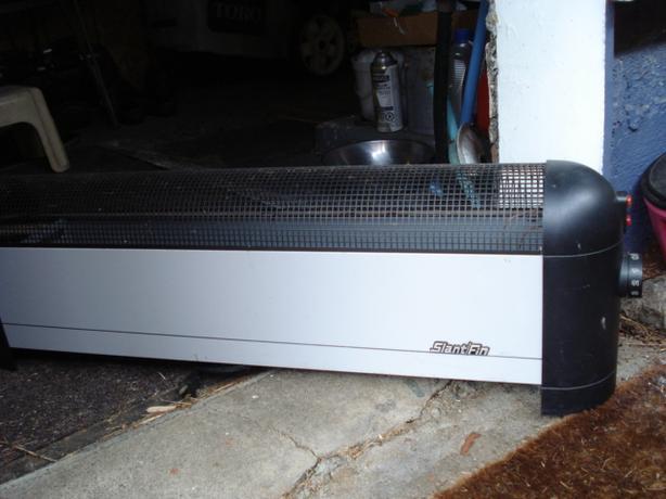 Slant-Fin space heater