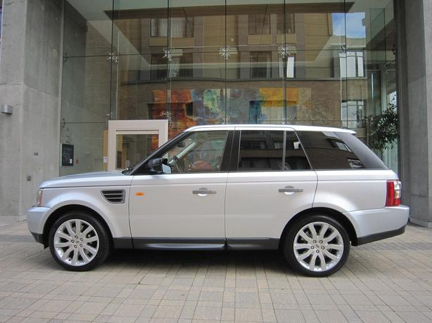 2006 Land Rover Range Rover HSE Sport 4WD - LOCAL! - NO ACCIDENTS!