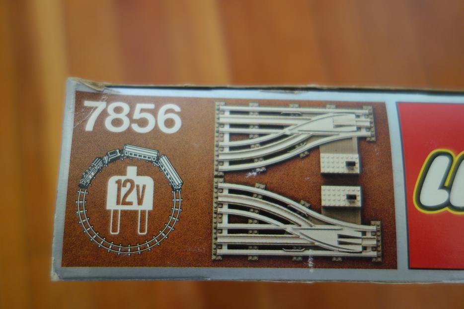 Lego Train 12 V Electric Points No 7856 North Saanich