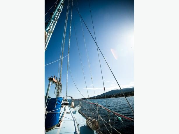 Morgan Out Island 42ft Sail Boat