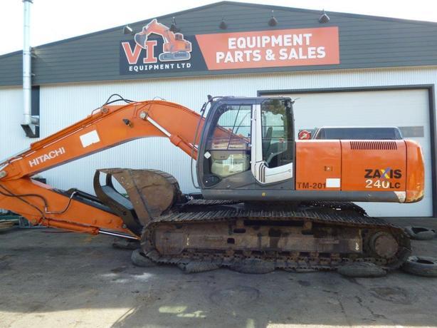 Hitachi ZX240 LC-3 Excavator