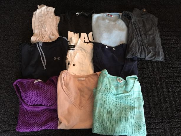 Women's size small lot