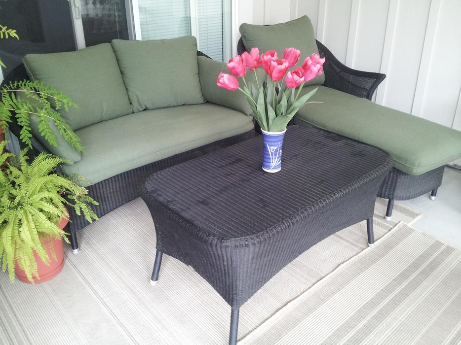 Chintz co indoor outdoor furniture richmond vancouver for Outdoor furniture vancouver