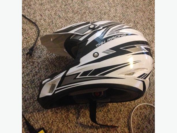 dirtbike helmets