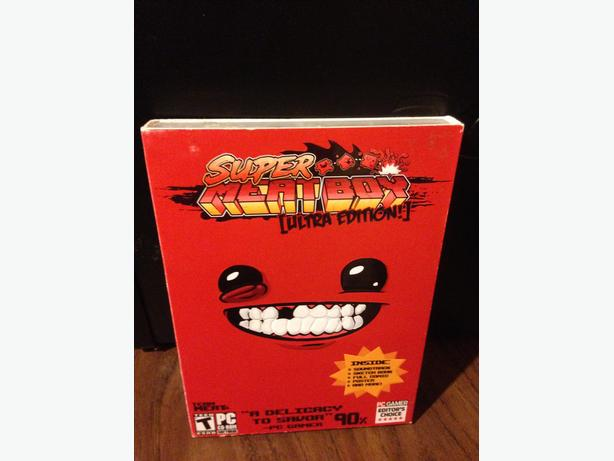 Super MeatBoy Ultra Edition