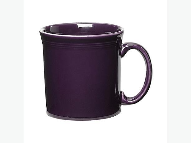 Four Fiestaware Java Mugs