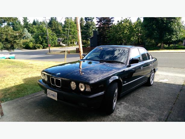 1992 BMW 535i RHD