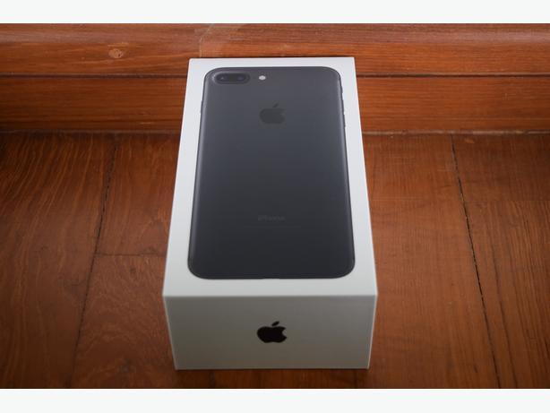 128GB iphone 7 jetblack