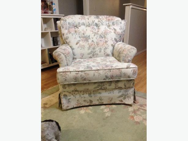 FREE: chair and love seat