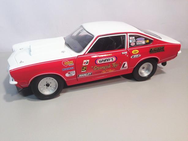 Grumpy's Toy 1972 Vega Die Cast Car