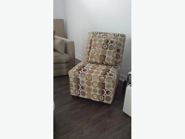 Almost New Accent Chair
