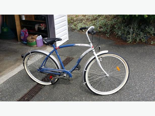 3 speed bicycle