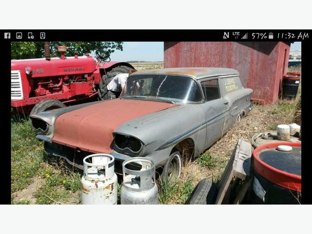 WANTED: WANTED: 1958 to 1962 Pontiac
