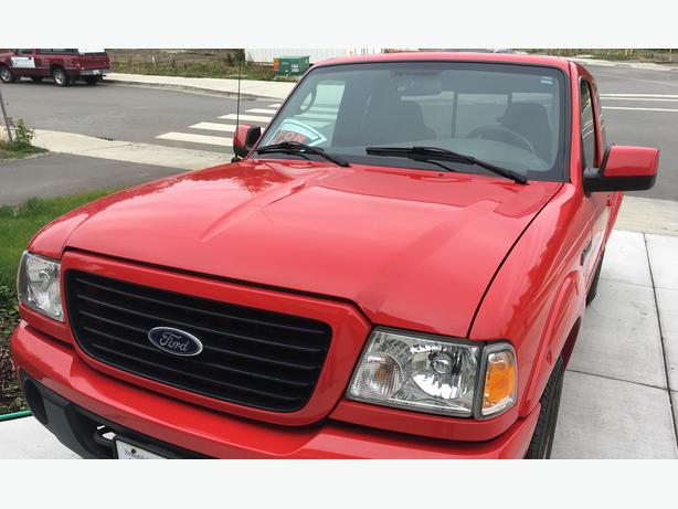 2008 Ford Ranger Sport 4x4 auto *NEW price (Nanaimo)