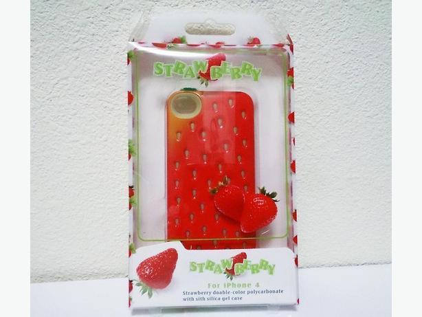 *NEW* Strawberry iPhone 4 Case