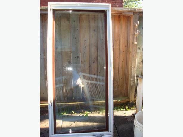 "Aluminum Window 31"" wide x 67"" height"