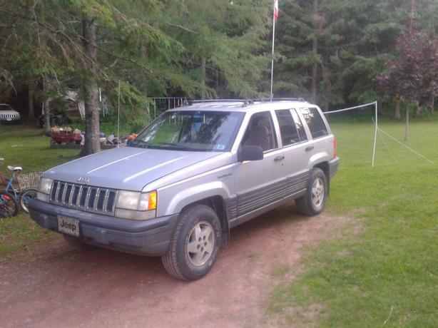 1994 Jeep grande Cherokee Laredo
