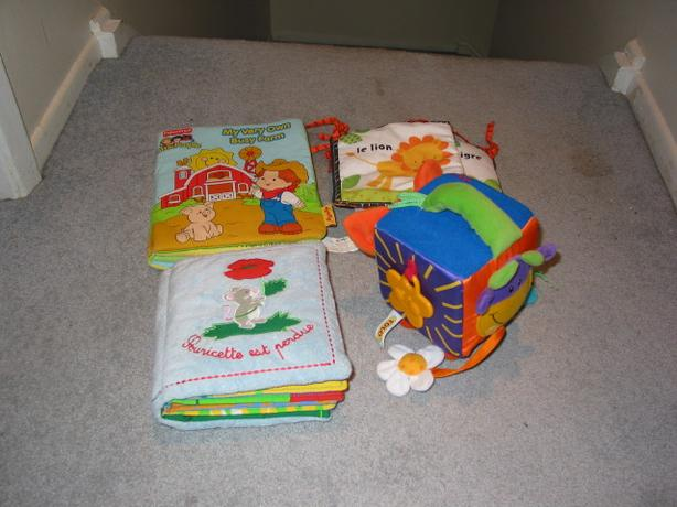 Various Toddler toys