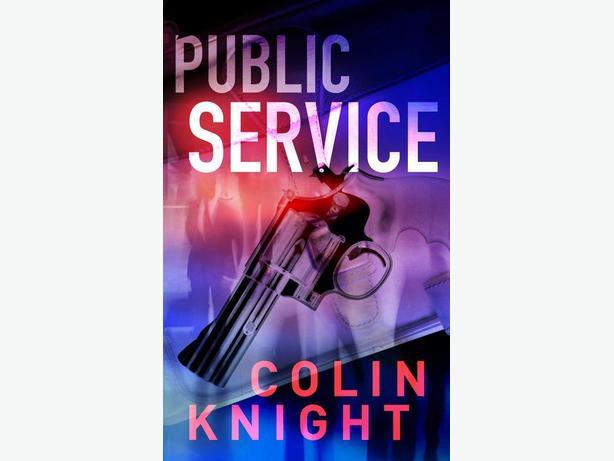 Murder in the Capital - Public Servant's Revenge in Thriller Book