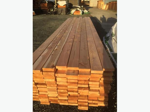 Cedar 2x6 Blowout Sale