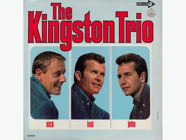 Kingston Trio/Rooftop Singers Lps - Early Sixties Folk