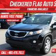 2012 KIA SORENTO LX W/ HANDS FREE PHONE-HEATED SEATS-A/C