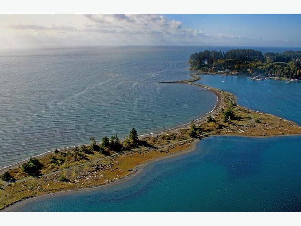 1/2 Acre of Stunning Land - a 5 minute walk from Whiffin Spit!