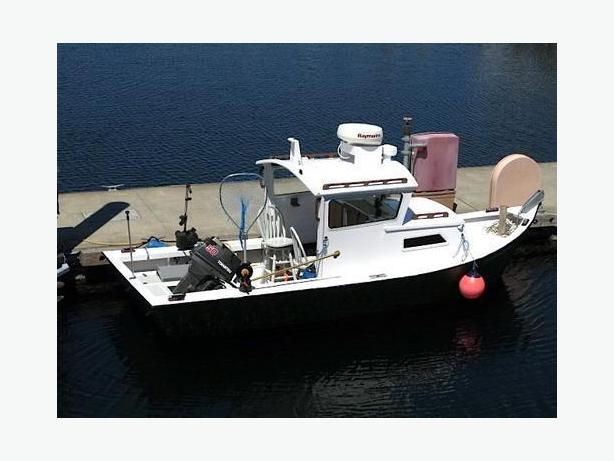 Sport Fishing Dory Boat For Sale - Chum